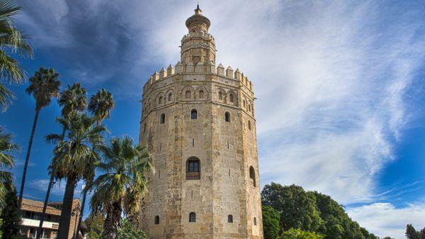 5 curiosidades sobre la Torre del Oro de Sevilla